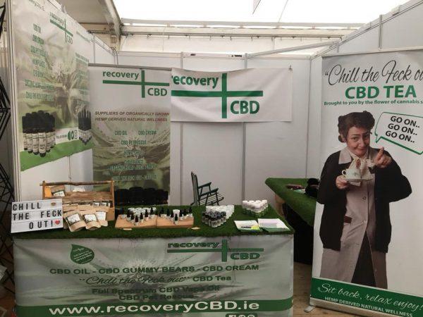 CBD tea Ireland