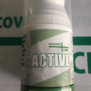 CBD Active Cream