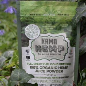 Organic Hemp Juice Powder